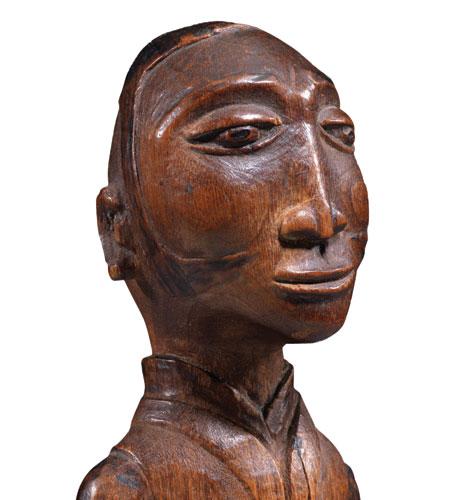 Kongo Figure