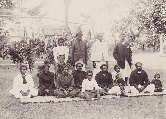 Fijian missionaries